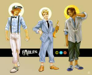 Fables Fashions