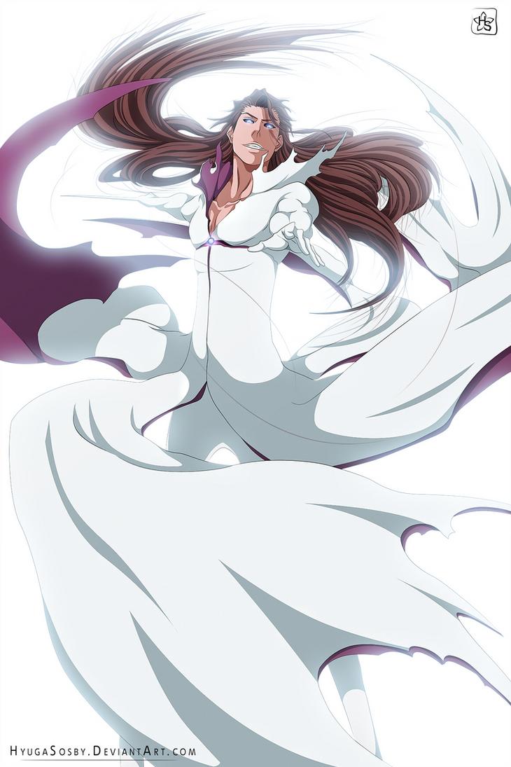 Sosuke Aizen - Second Transformation of Hogyoku by ...