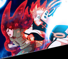 Naruto 617 - Let's Go! by Nagadih