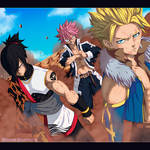 Fairy Tail 405 - The children of dragons