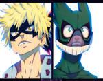 Boku no Hero Academia 08 - Hero vs Villain