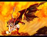 Fairy Tail 436 - Natsu Dragonize