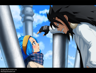 Fairy Tail 471 - Until the Battle Ends by Nagadih