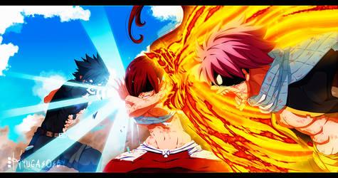 Fairy Tail 506 - Broken Bonds by Nagadih