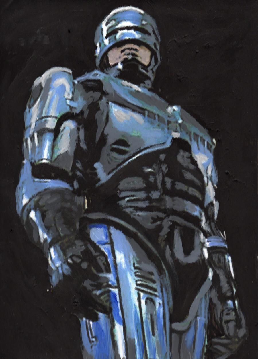 RoboCop by neilpalf on DeviantArt