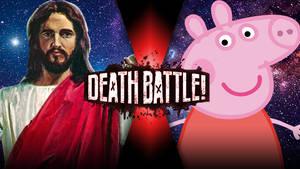 Jesus Christ vs Peppa Pig