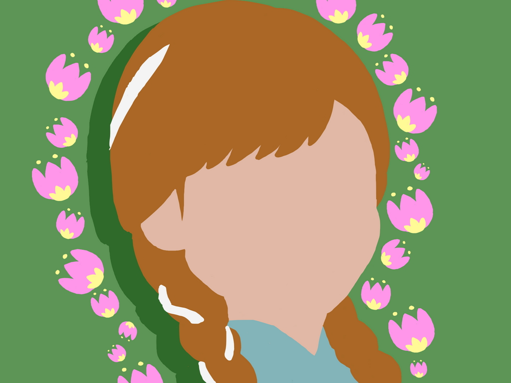 Anna Silhouette by ButtermilkSky