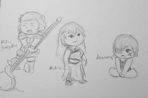 Sketch request bunch