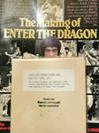 Bruce Lee enter the dragon behind the scenes 1973