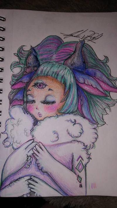 Snow Diva by fizzyhao