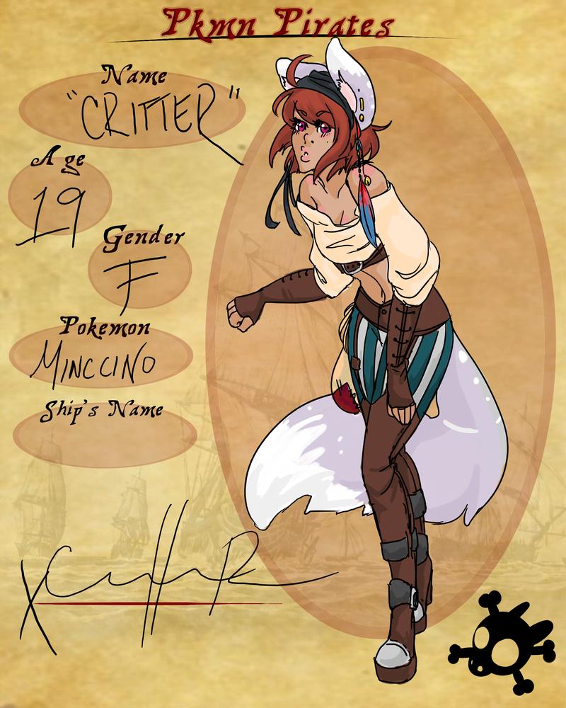 PkP: Critter by rabidpan