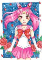 SailorChibimoon by Lazure-chan