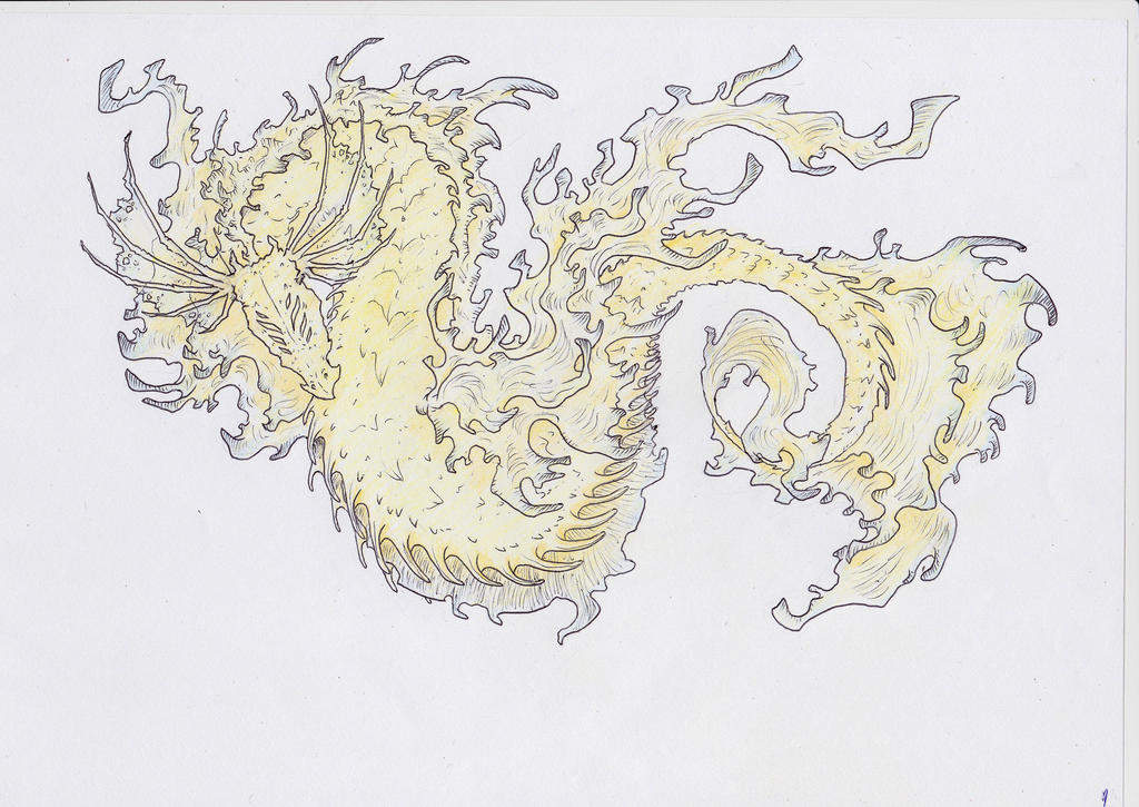 detailed dragon coloring pages - photo#47