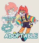 [CLOSED] Adoptable #32