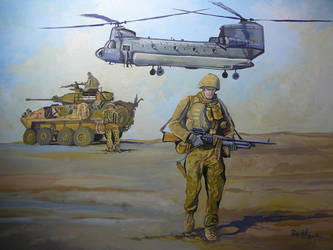 Australian Army, Afghanistan by hill9868