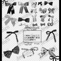 Demonicii Bow Brushes by Demonicii