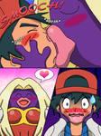 Mini-Comic: A Very Lovely Kiss