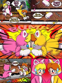 Mini-Comic: A Musical Mishap (REDUX!)