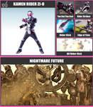 Super Smash Bros. Move List - Kamen Rider Zi-O