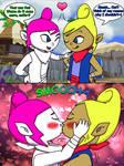 Mini-Comic Quickie: A Very Close Encounter