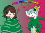Gift: Samantha and Shield