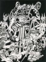 Cult of Slaanesh by Filip-Hammer