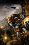 Storm Giants Space Marines