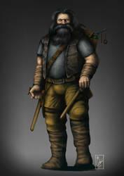 Character Design - Snaglbud