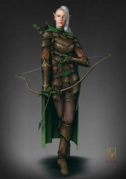 Character Design - Kerillian
