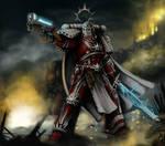 Chapter Master Viann