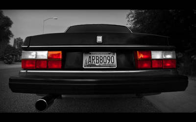 Volvo240 Wallpaper by Ielwa
