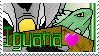 Iguana Stamp by Ovni-the-UFO