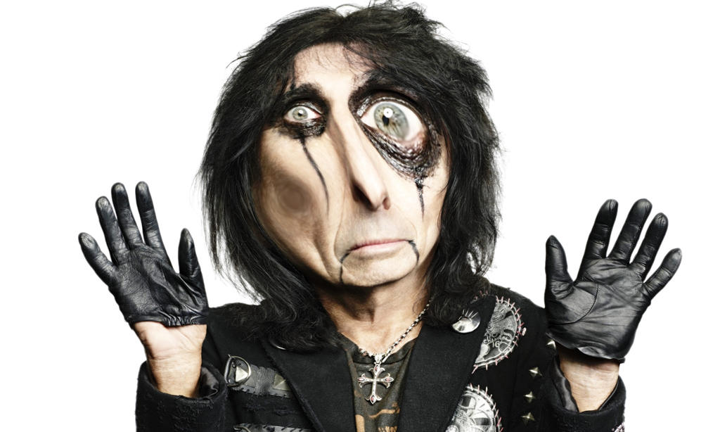 Alice Cooper Photoshop 2 by AndPlusAmpersandAlso