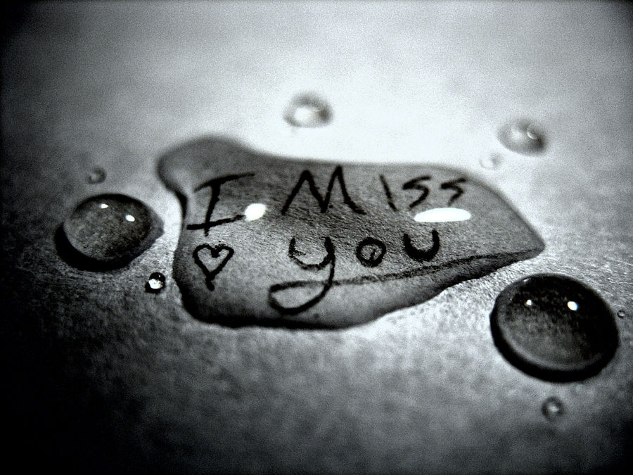 Miss You - Large