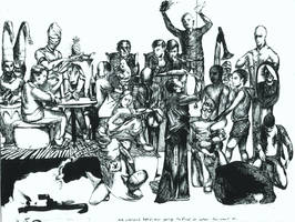 Gathering by Futurum-Undam
