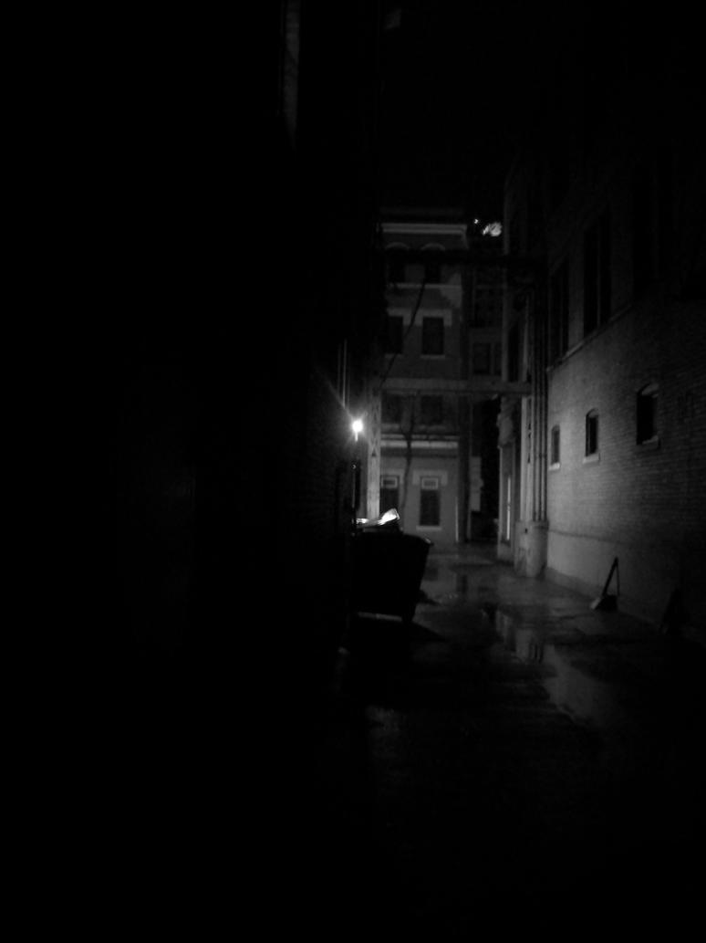 In black between , you'll dream by Futurum-Undam