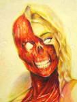 Humilitas Skull detail by Futurum-Undam