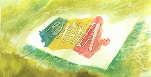 Romania united by Futurum-Undam