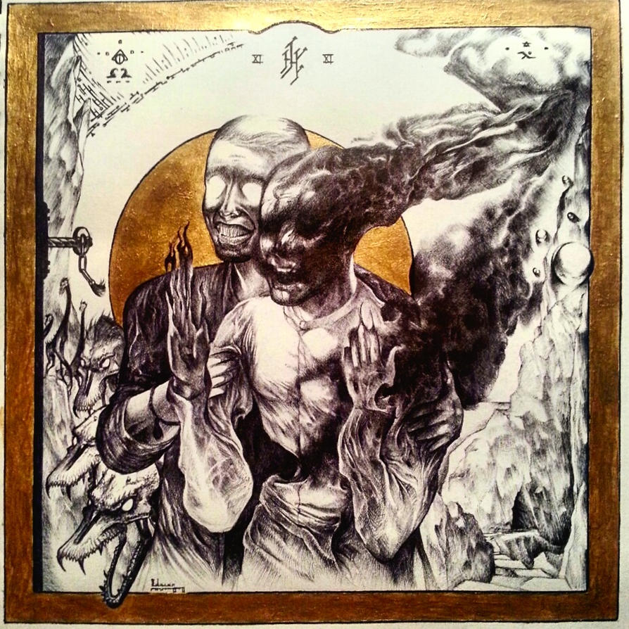 Ecstacy of the Orphic by Futurum-Undam