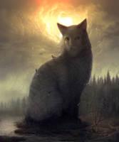 habitable cat by KlimN