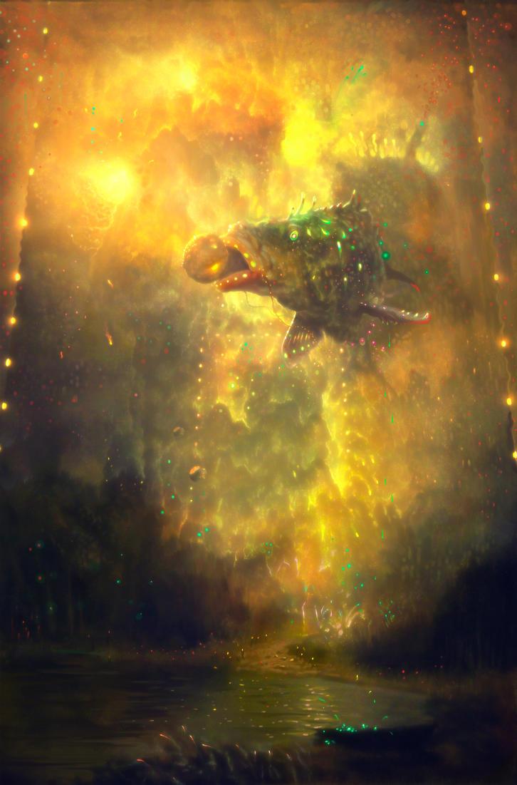dreaming by KlimN