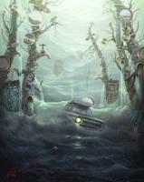 In a stream of dreams by KlimN