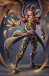 Dragon Mage Riagan