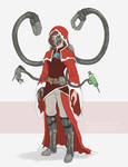 Ava Scarlet Concept
