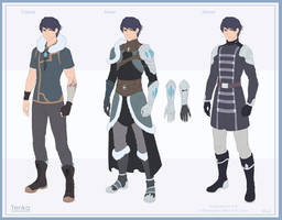 Tenka Outfits