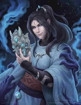 Shadowmaster Ruvyn