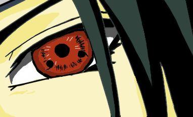 Itachi Eye Icon by AncientColossus