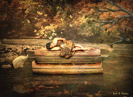 River Dreams by ErikDShipley
