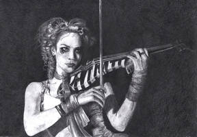 Emilie Autumn by atergnetic