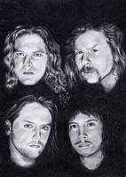 Metallica by atergnetic